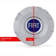 Calota Centro Miolo Roda Stilo Aro 15 Fiat Azul
