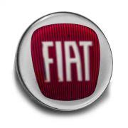 Calotinha Centro De Roda Binno Abaulada 55mm Com Emblema