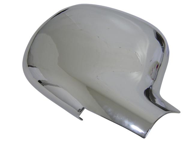 Aplique Cromado Da Capa De Retrovisor S-10 Blazer Silverado