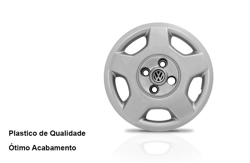 Calota Aro 14 Suzuka Todos Modelos Volkswagen - Diadema