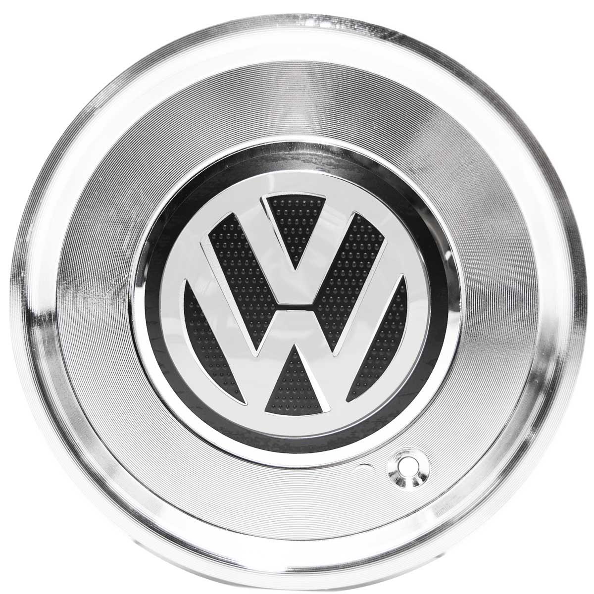Calota Centro Miolo Roda S149 Emblema Resinado Vw - Diadema
