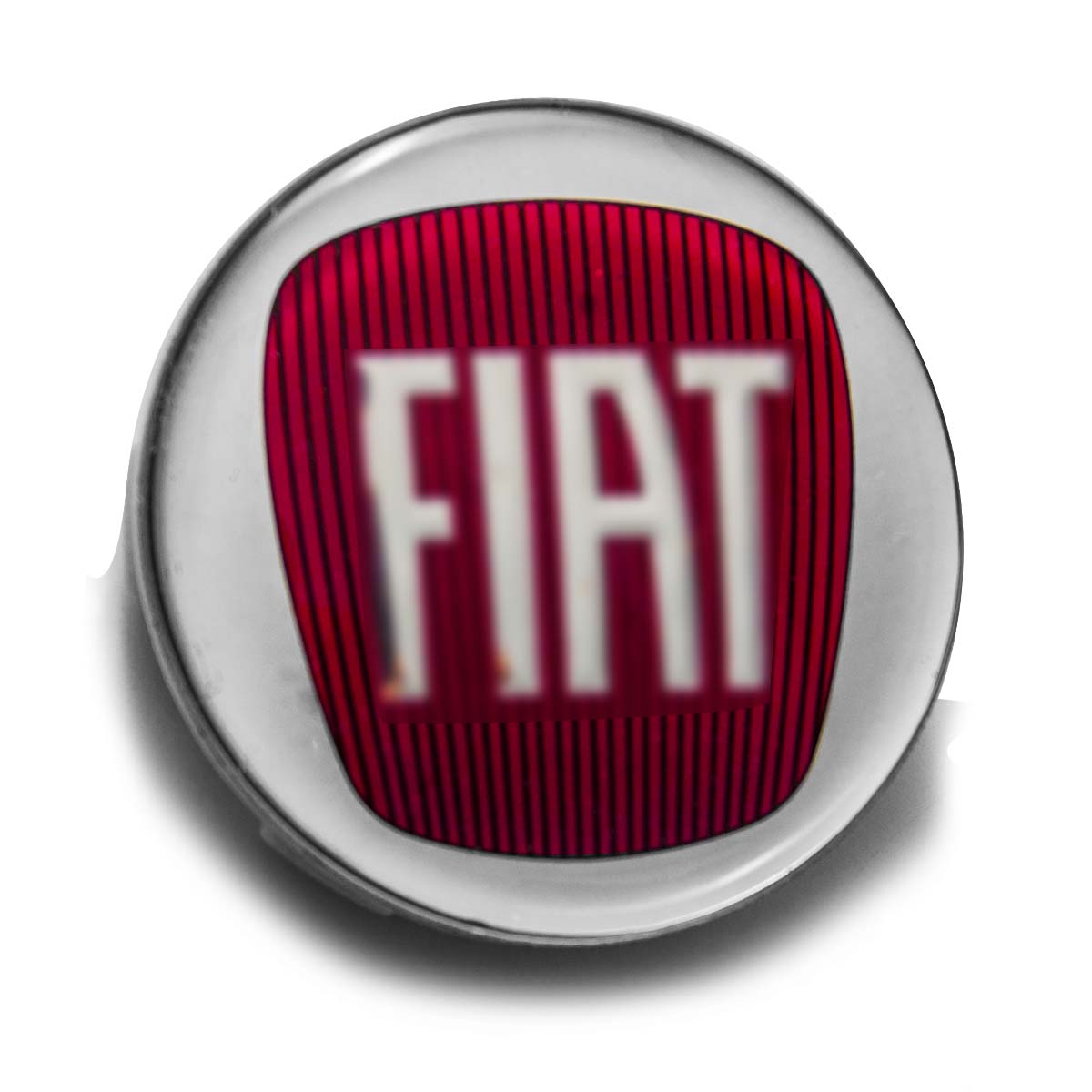 Calotinha Centro Roda Scorro 55mm Com Emblema FT