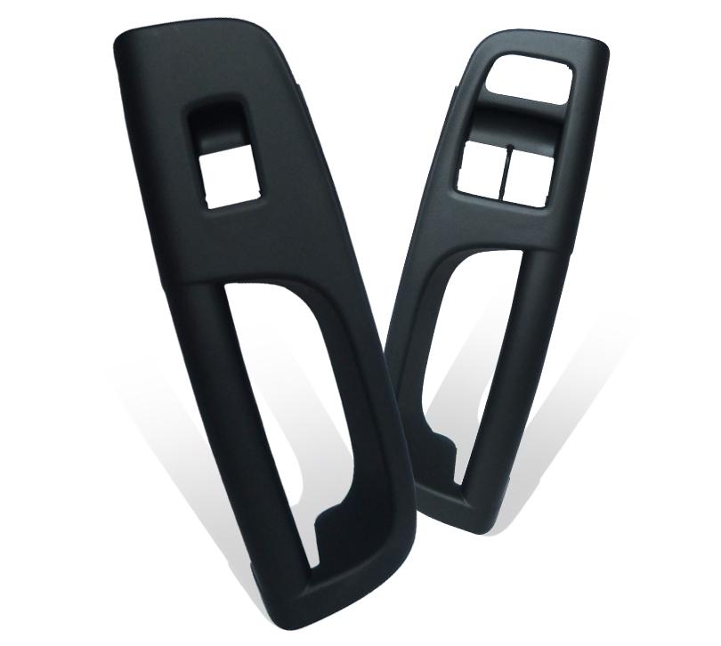 Moldura Puxador Porta Gol Voyage Saveiro G5 - PAR - Diadema