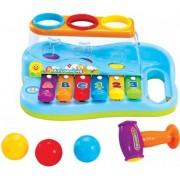 Xylophone Baby Atividades Musicais Zoop Toys