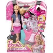 Boneca Barbie Estampa Fashion- Mattel