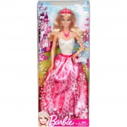 Boneca Barbie Princesa Mix Match - Mattel - Descalshop