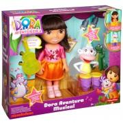 Boneca Dora Aventura Musical � Fisher-Price