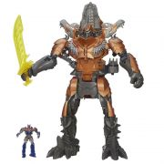 Boneco Transformers Grimlock Stomp e Chomp � Hasbro