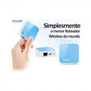 Nano Roteador Wireless N 150Mbps - TP-Link