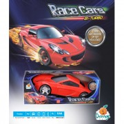 Carrinho Race Cars BI-TURBO - Orange Toys