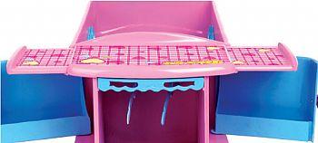 Berço Doce Sonho Azul e Rosa - Magic Toys
