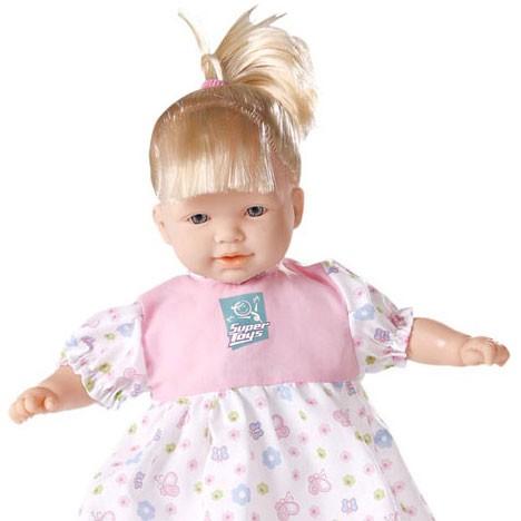 Boneca Baby Totsy 60 Frases - Super Toys