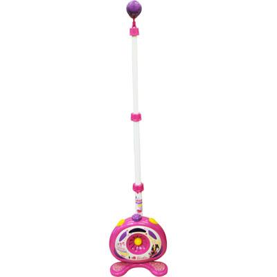 Microfone Karaokê Barbie - Barão Toys
