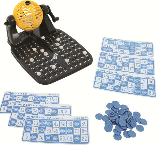 Jogo Bingo Show - Xalingo