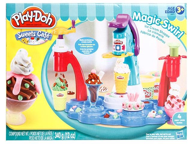 Massinha Play-Doh Sorveteria - Hasbro