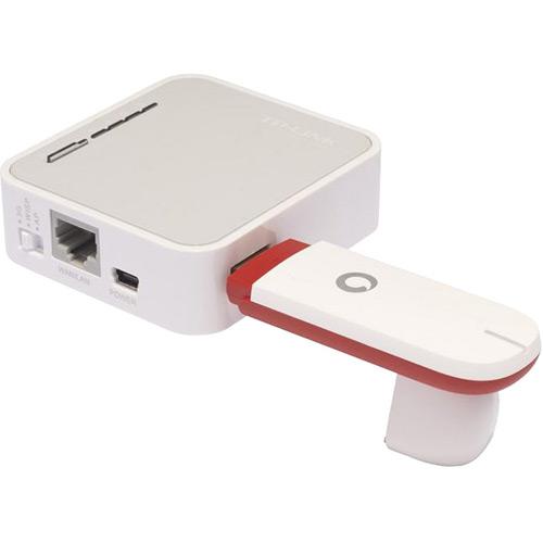 Roteador Portátil 3G Wireless 150Mbps TL-MR3020 - TP-LINK