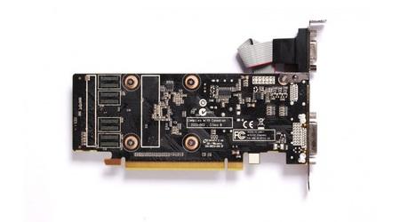 Placa de Vídeo GT 250 1024MB DDR3 Memory - Zotac-GeForce