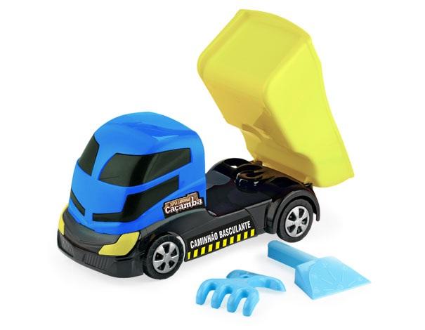 Caminhão Super Caçamba - Homeplay