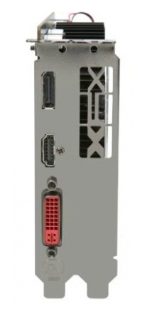 Placa de Video Radeon HD 6670 1GB DDR5 128 Bits - XFX