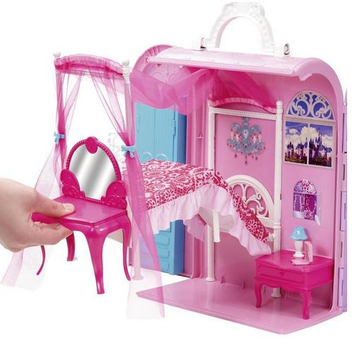 Quarto da Barbie A Princesa e a Pop Star - Mattel