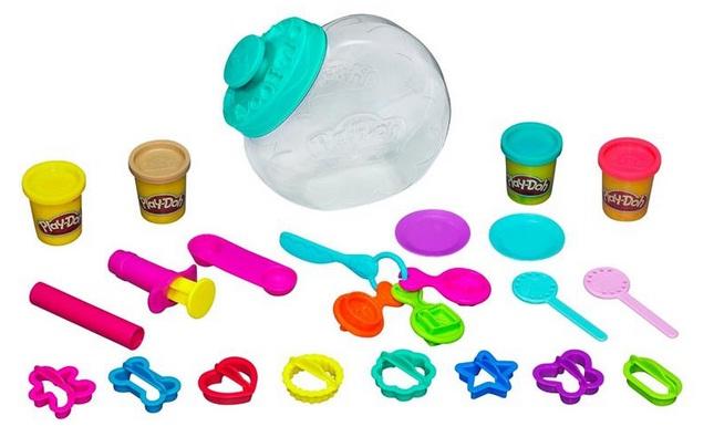 Massinha Play-Doh Pote de Doces - Hasbro