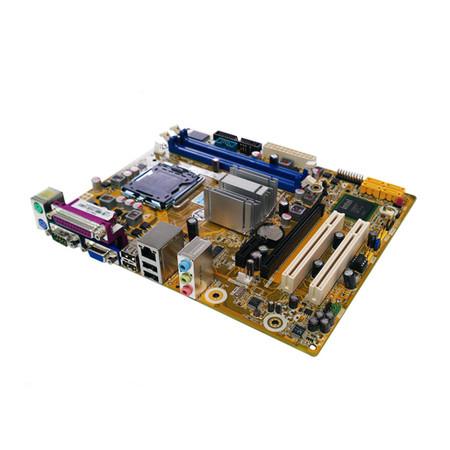 Kit Placa Mãe PC Ware IPM41-D3 Socket LGA 775 + Processador Celeron E3300 2.5GHz + Cooler