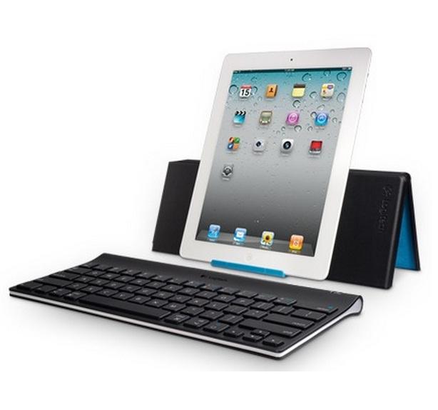 Teclado Bluetooth para Tablet iPad - Logitech