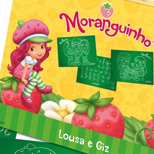 Lousa e Giz Moranguinho - Xalingo
