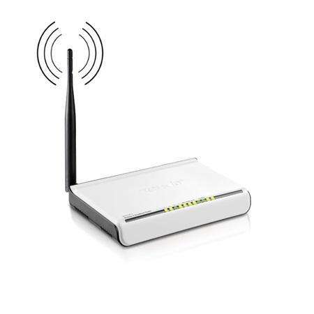 Roteador Wirelesss 150Mbps W311R c/ Antena Removível - Tenda