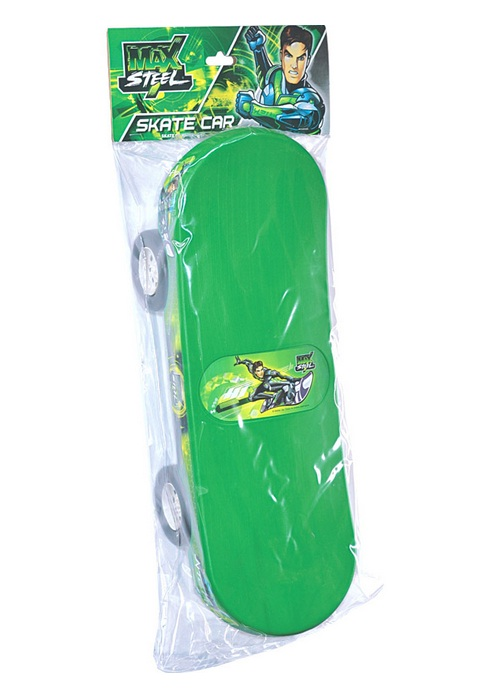 Skate Car Max Steel - Lider