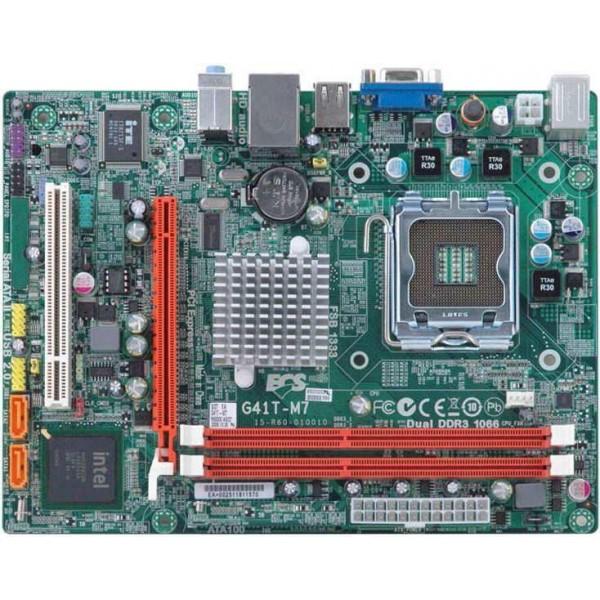 Placa M�e Intel Digitron Mega G41T-M7 LGA 775 DDR3 OEM