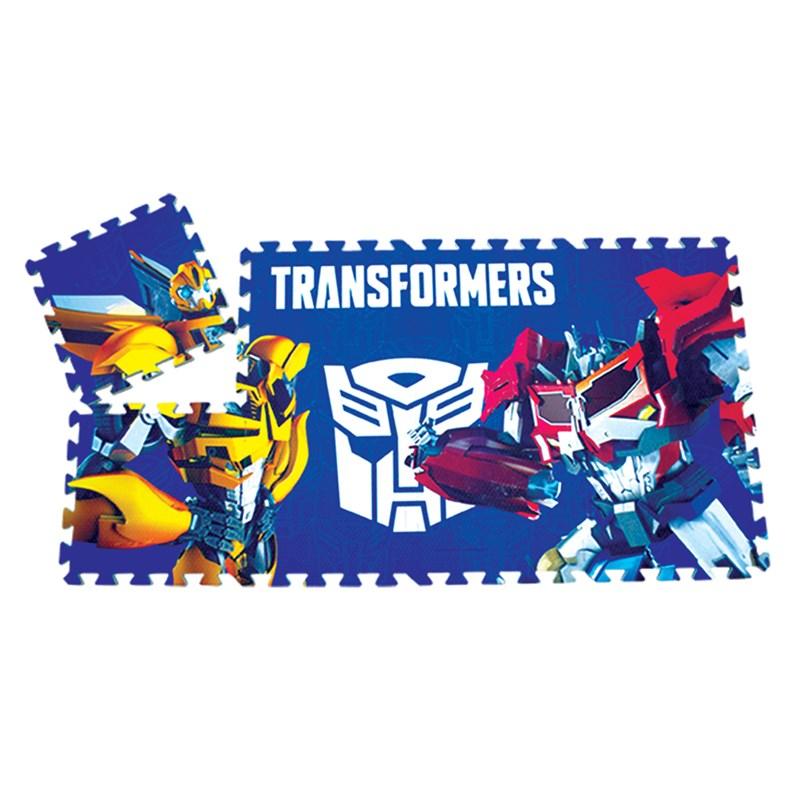 Tapete de Encaixe Transformers – Conthey By Kids