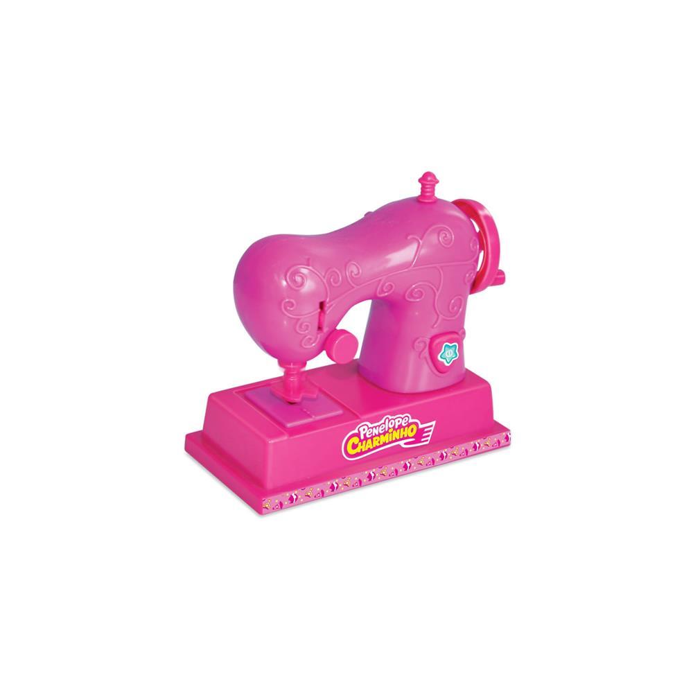 Kit Aspirador de Pó e Máquina de Costura Penelope Charminho  – Apolo Brinquedos
