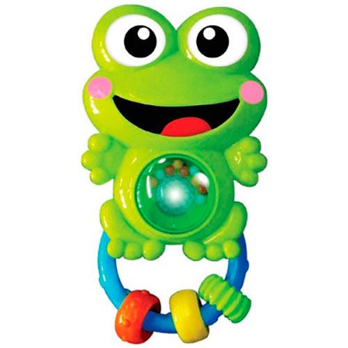 Amigo Chocalho Sapinho – Zoop Toys