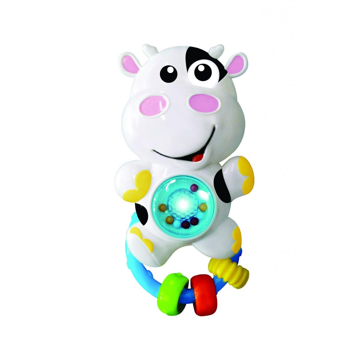 Amigo Chocalho Vaquinha - Zoop Toys