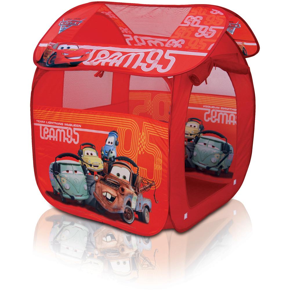 Barraca Portátil Casa Carros Disney - Zippy Toys
