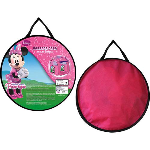 Barraca Portátil Casa Minnie Mouse - Zippy Toys