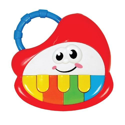 Bebê Bandinha  Pianinho - Zoop Toys