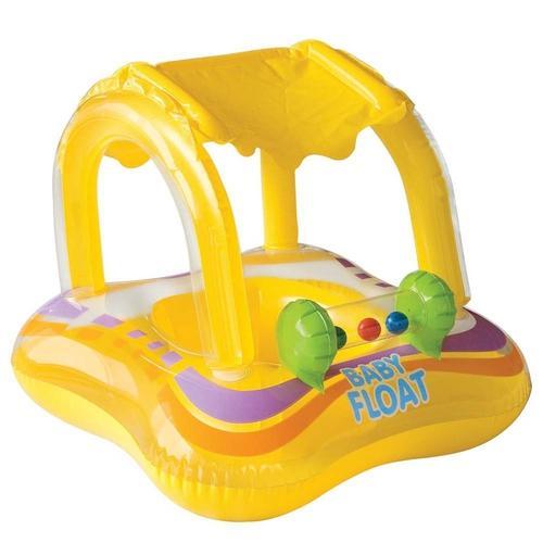 Boia Baby Float com Fralda e Cobertura - Intex