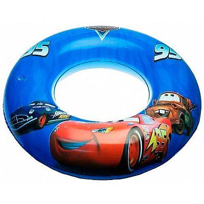 Boia Inflável Infantil Circular Carros Disney - AmaToys