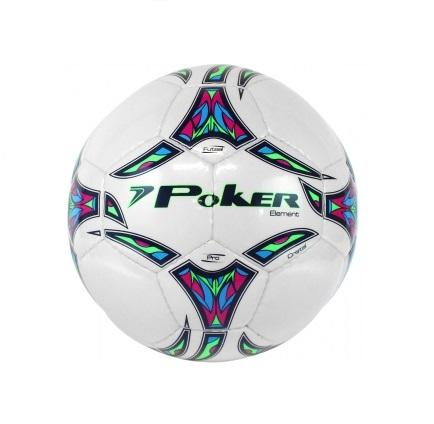 Bola Futsal Cristal Element Pro Lilás - Poker