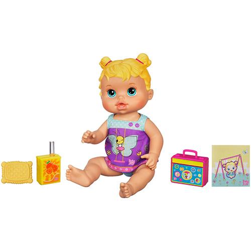 Boneca Baby Alive Escolinha - Hasbro