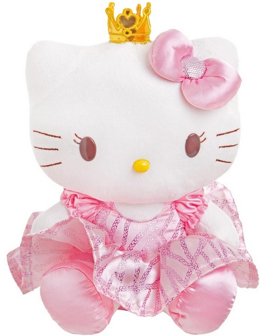 Boneca Hello Kitty Princess - Multibrink