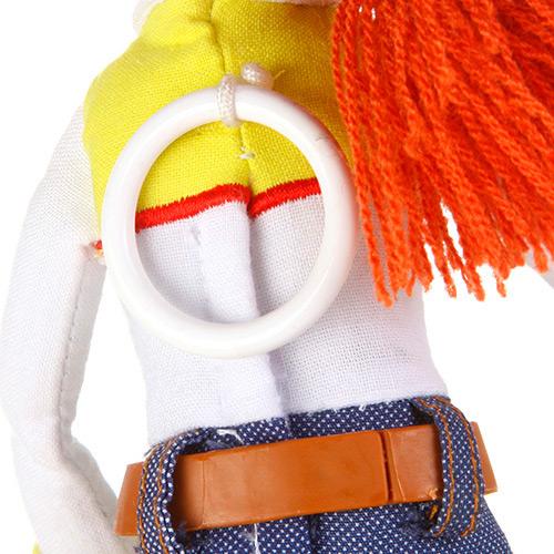 Boneca Jessie Toy Story 3 com Sons do Filme - Mattel