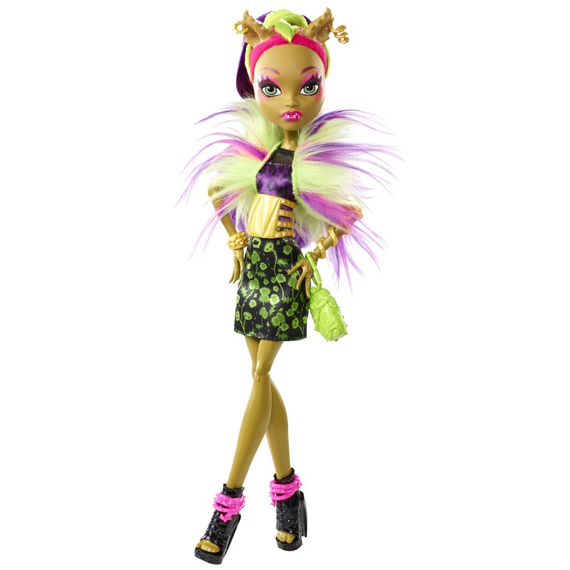 Boneca Monster High Monster Fusion Clawvenus - Mattel