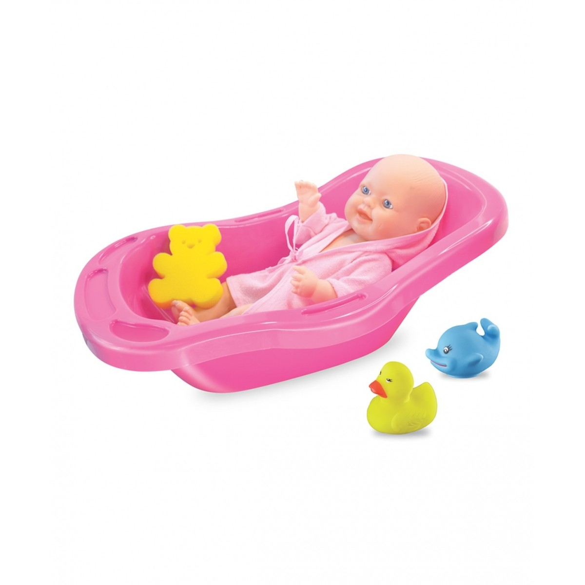 Boneca na Banheira - Apolo Brinquedos