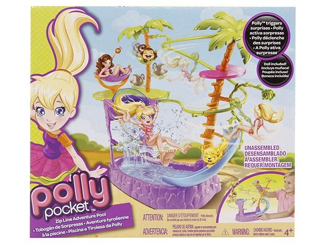 Polly loja brinquedos h mais de 4 anos de for Polly pocket piscine