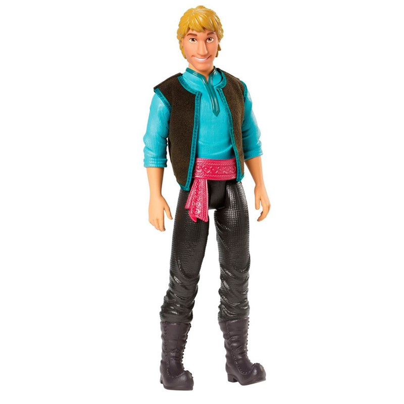 Boneco Disney Frozen Kristoff - Mattel