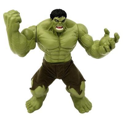 Boneco Hulk Verde Premium Marvel Gigante - Mimo