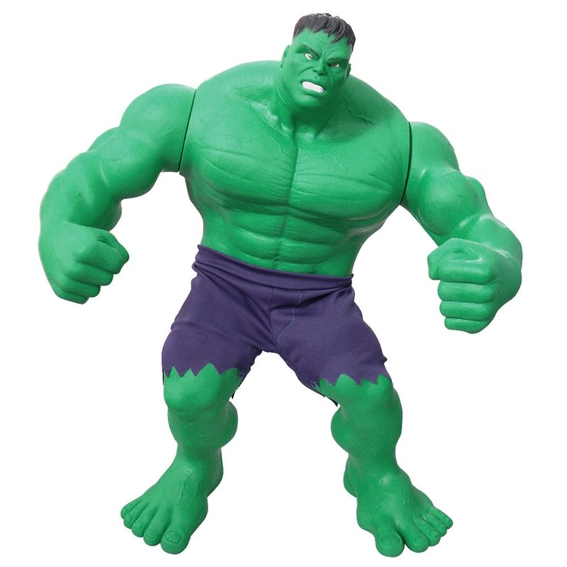 Boneco Incrível Hulk Marvel Gigante - Mimo